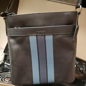 Mens Coach Crossbody Bag